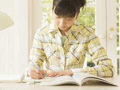 学習塾と体験授業の画像
